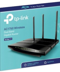 TP-LINK Archer VR400 AC1200 Wireless Gigabit VDSL/ADSL2+