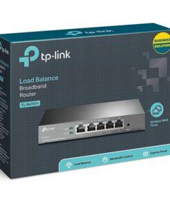 TP-LINK TL-R470T Plus Load Balance Broadband Router
